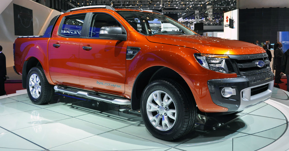 Peek into the 2015 Ford Ranger