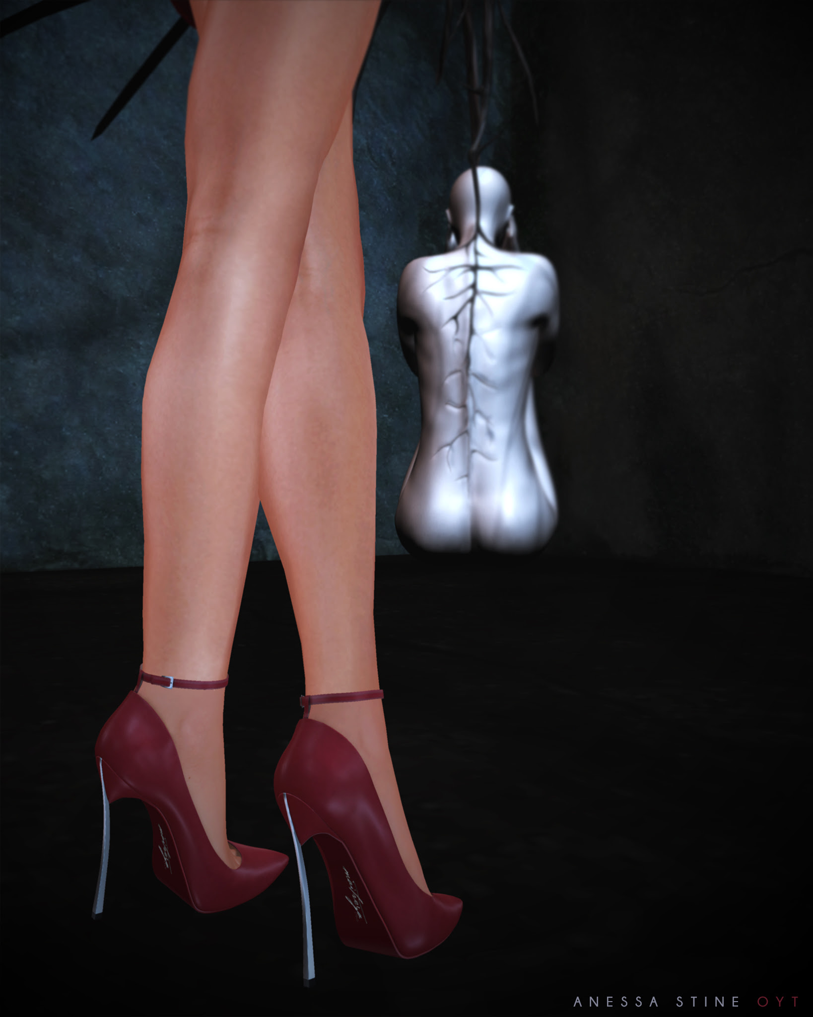 On Your Toes Blog: Devil In Red