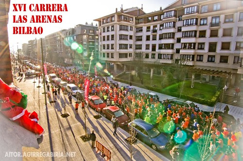 XVI CARRERA LAS ARENAS - BILBAO