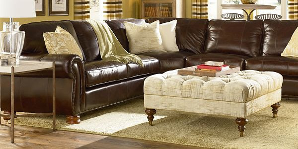 Leather Sectionals, Leather Sectional Sofas and Leather Sectional ...