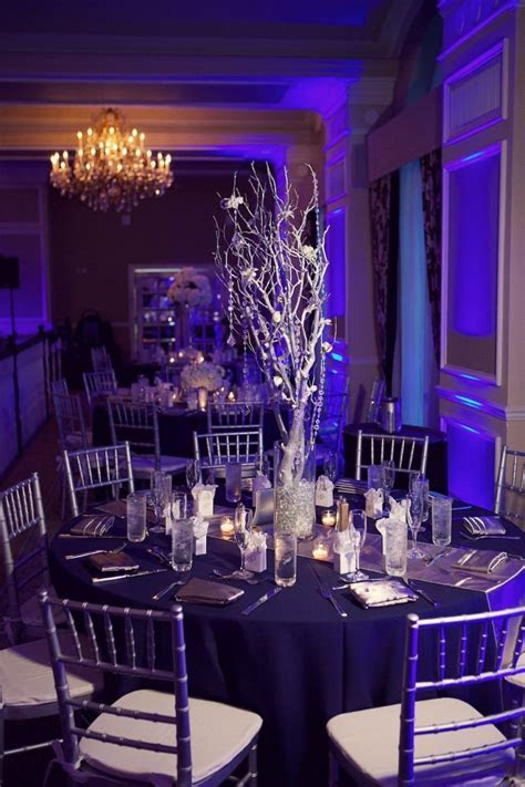 Navy Blue, Silver & White St. Pete Beach Wedding ? Don