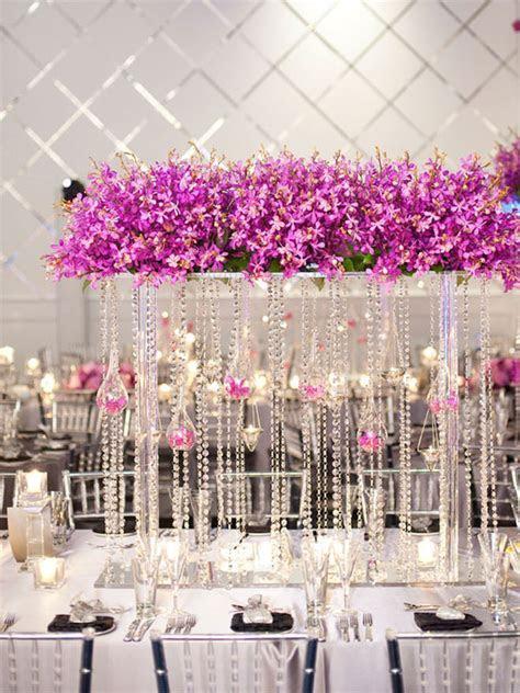 Extravagant Wedding Centerpieces for a Lavish Reception