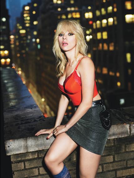 Scarlett Johanson en W Magazine foto 2