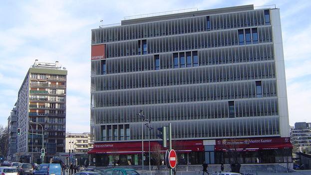 Sede deOrange en París. (CC)