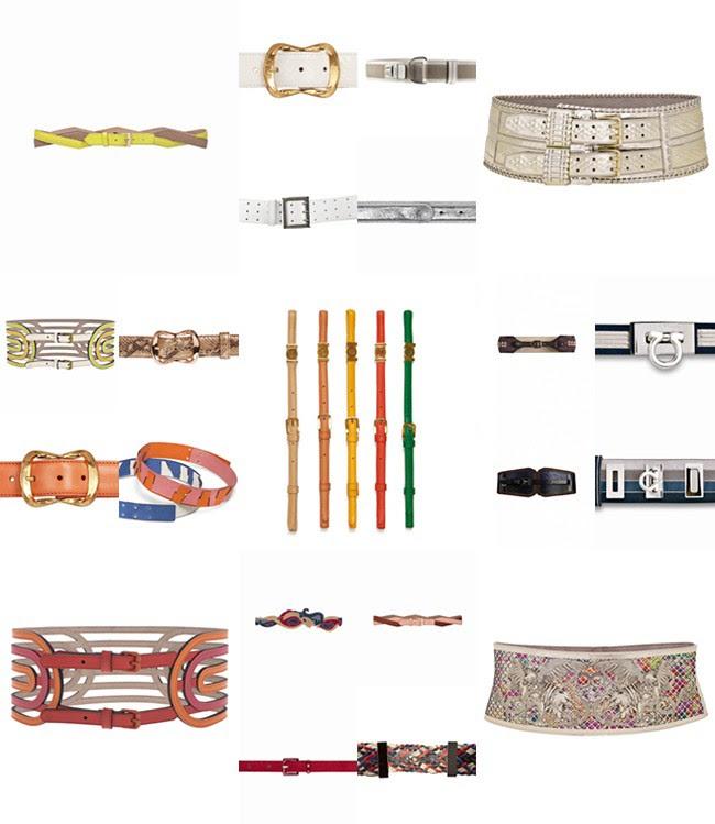 8 - belts
