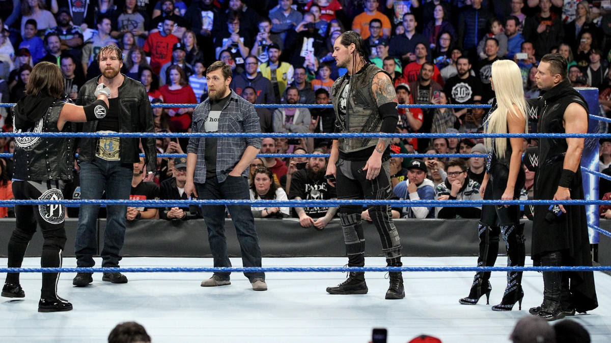 The Phenomenal One points out he's defeated all of his competitors in this Sunday's match.