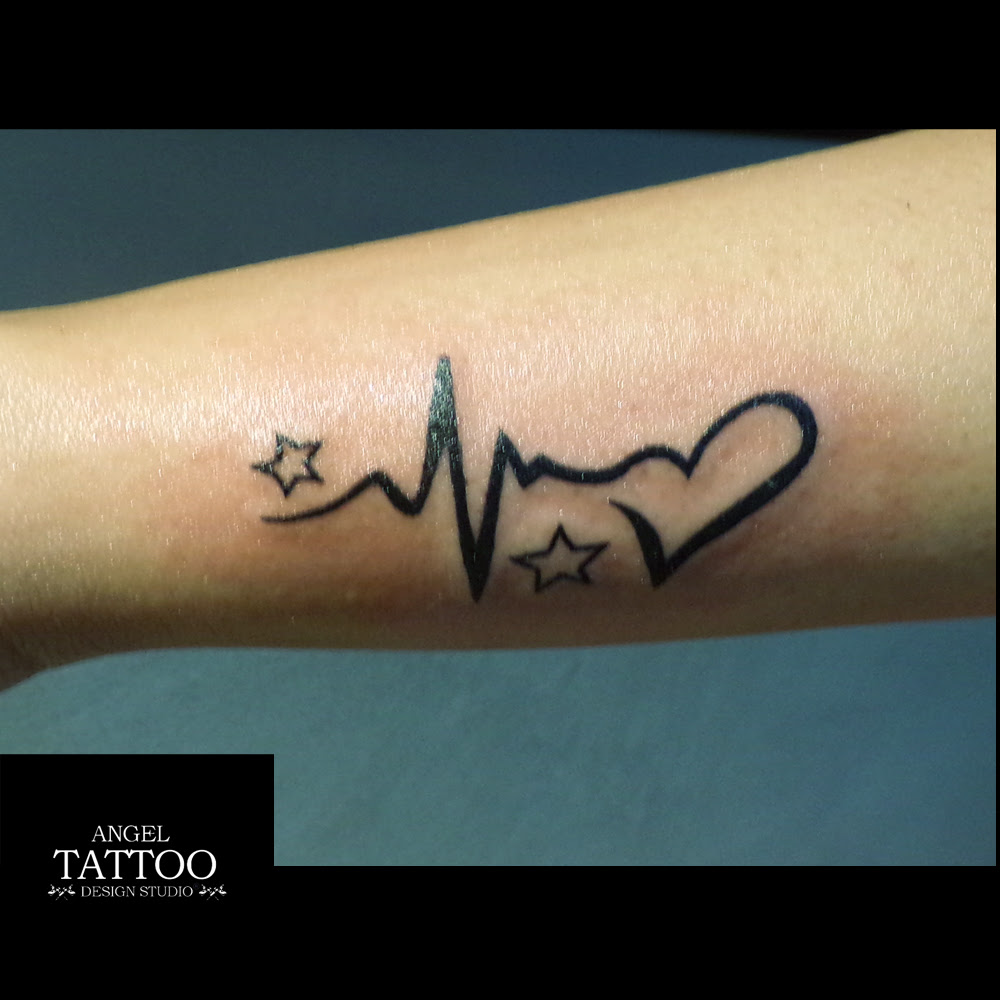 Heart Tattoo Designs For Girls On Wrist Tattoo