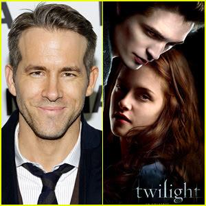 Ryan Reynolds Celebrates Canada Day with a 'Twilight' Joke
