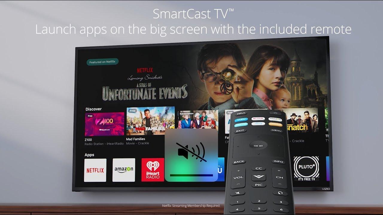 Best Smart TV 2018: SmartCast