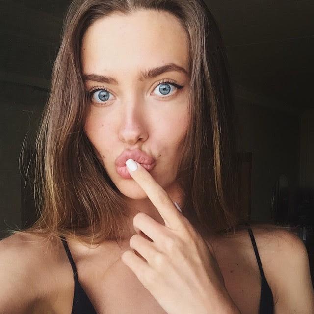 10 самых сексуальных девушек России в Instagram