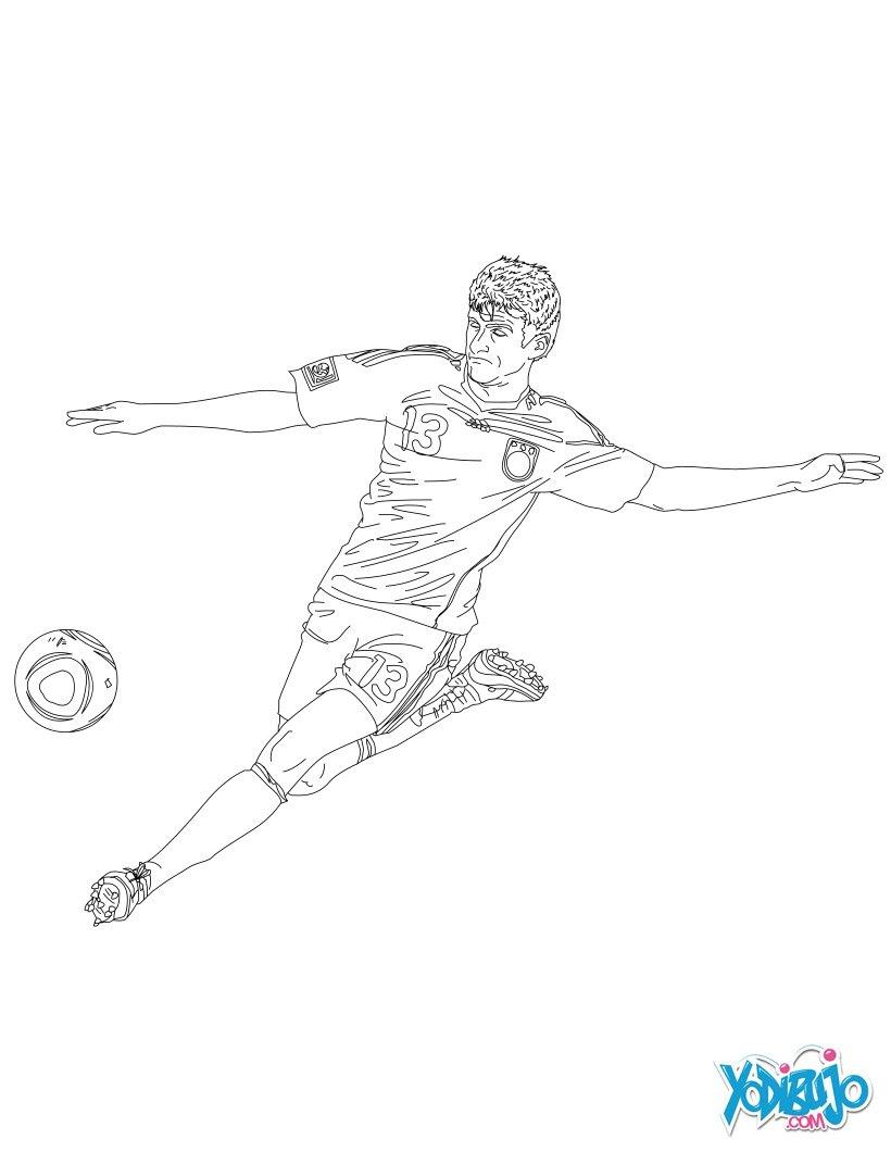 Dibujos Para Colorear De Cristiano Ronaldo Thierry Henry Auto