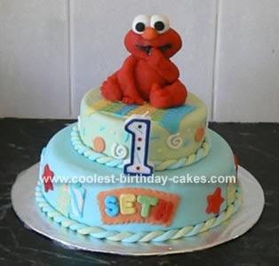Magnificent Gluten Free Birthday Cake Coolest Elmo Birthday Cake Personalised Birthday Cards Veneteletsinfo