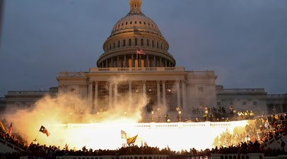 Прокуроры США отказались от слов о намерении участников беспорядков убить конгрессменов