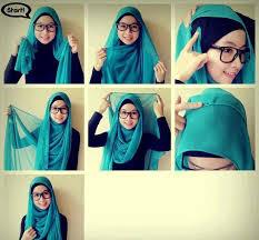 Cool hijab on Pinterest | Hijab Tutorial, Hijabs and Hijab Styles