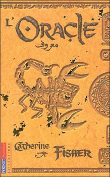 Couverture L'Oracle, tome 1
