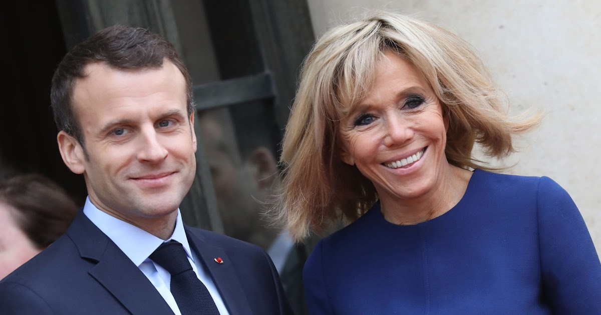 10+ Emmanuel Macron Wife Story Pics - Seputar Doremi