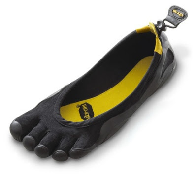 Vibram Five Fingers running shoe