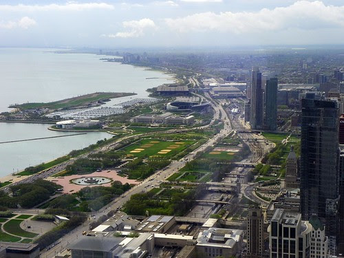 4.16.2010 view from 85th floor Chicago Trump Tower (14)