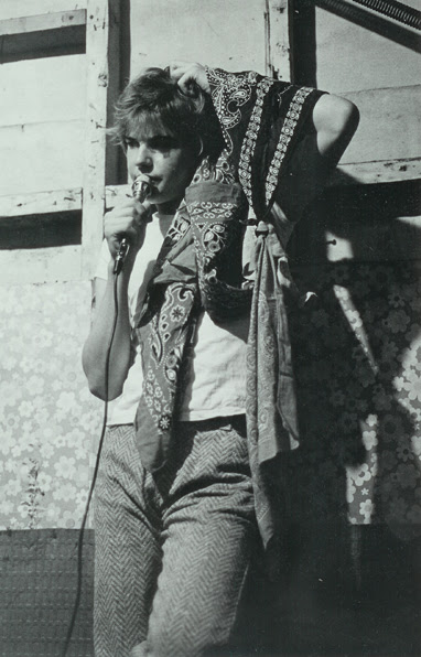 Darby Crash 1977