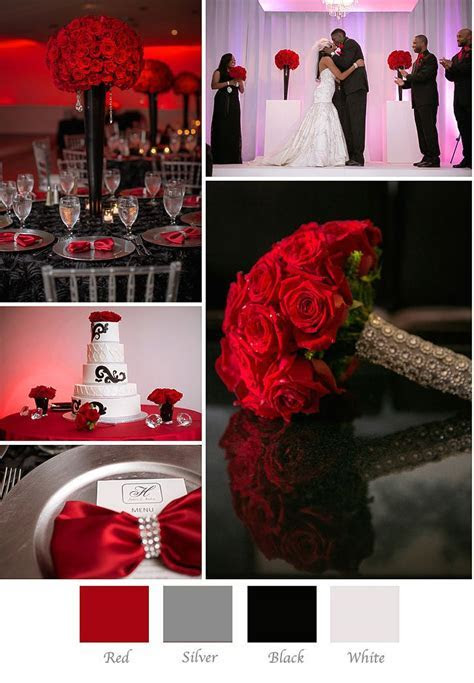 how to choose your #wedding colors Create a dramatic