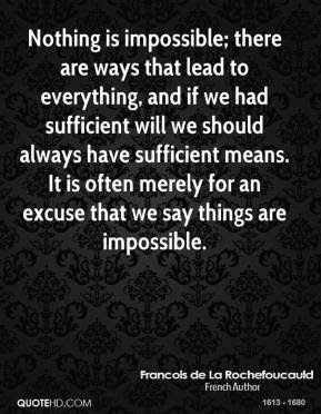 Nothing Is Impossible Quotes Page 1 Quotehd
