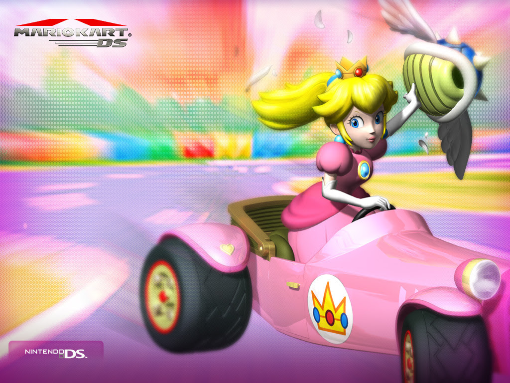 Mario Kart Super Mario Bros Wallpaper 5599394 Fanpop
