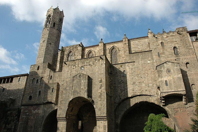 Archivo: Capella de Santa Àgata.JPG