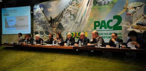 Governo faz balanço dos 3 anos do PAC2  / Foto: ABr