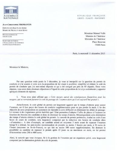 sample cover letter  exemple de lettre de demande de laisser