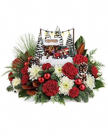 Thomas Kinkade S Family Tree Bouquet In Tucson Az Abandale Florist