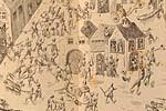 Massacre Fait a Sens en   Bourgogne par la Populace au Mois d Avril 1562 . . .