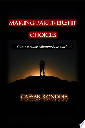 mattie books: Book Making Partnership Choices PDF Free