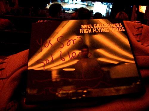AKA That Time I Met Noel Gallagher