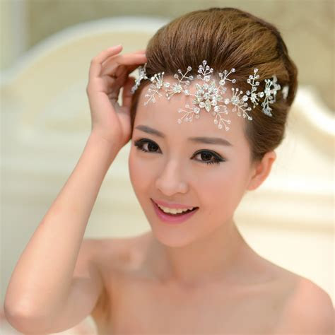 Crystal Hairbands Wedding HeadWear Women Jewelry Wedding