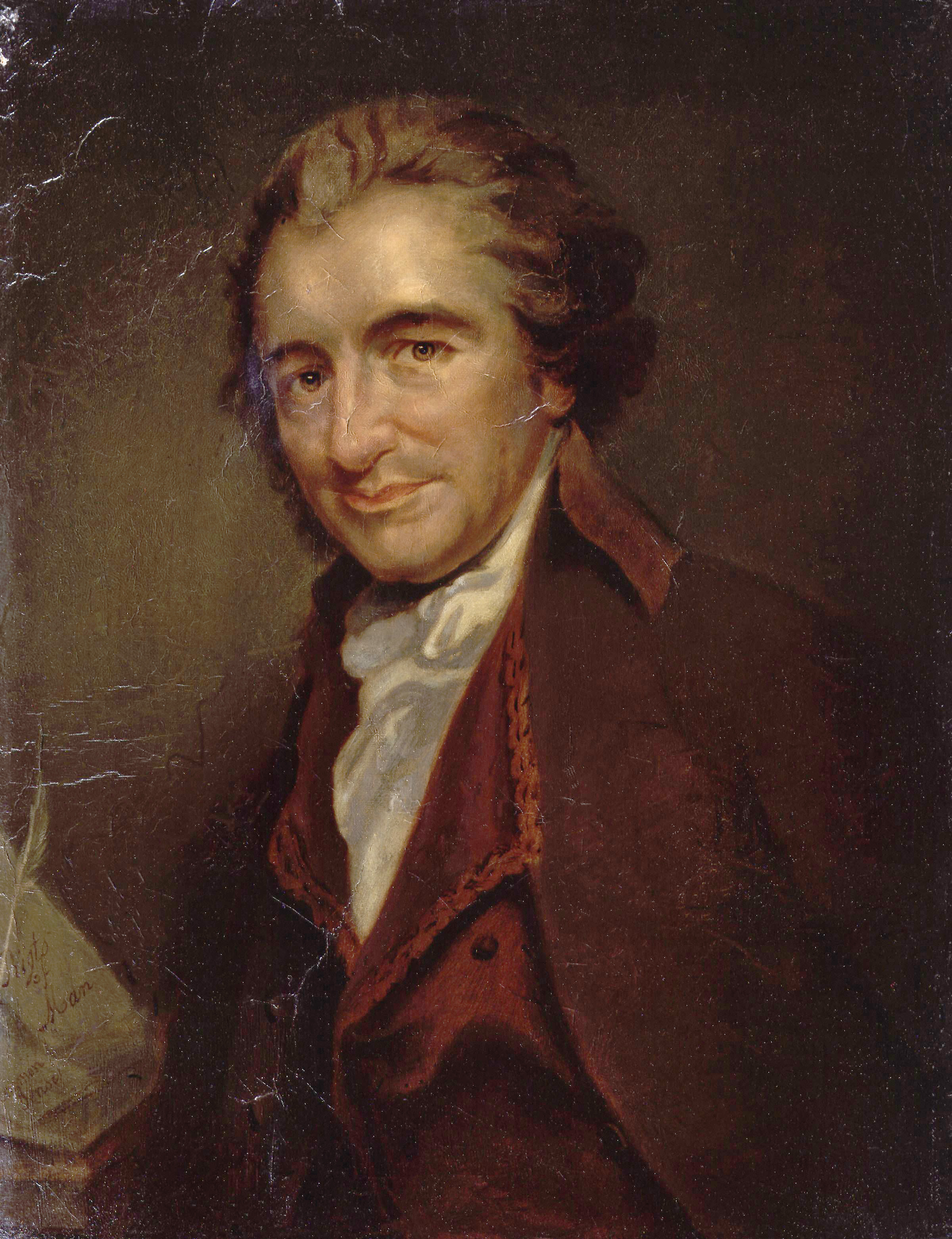 Auguste Millière: Thomas Paine