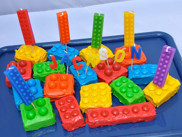 Building Blocks Cakes Recipe Bettycrocker Com