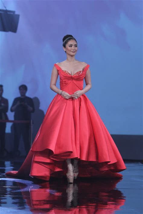Heart Evangelista escudero Closes Show At Manila Fashion