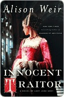 Innocent Traitor: A Novel of Lady Jane Grey