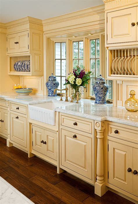 colorful kitchens town country living