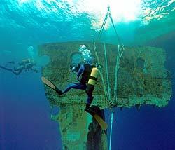 Copyright 1998 RMS Titanic, Inc.