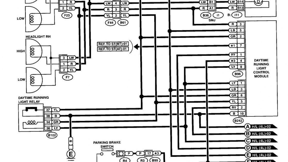2002 Ford Explorer Engine Wire Diagram