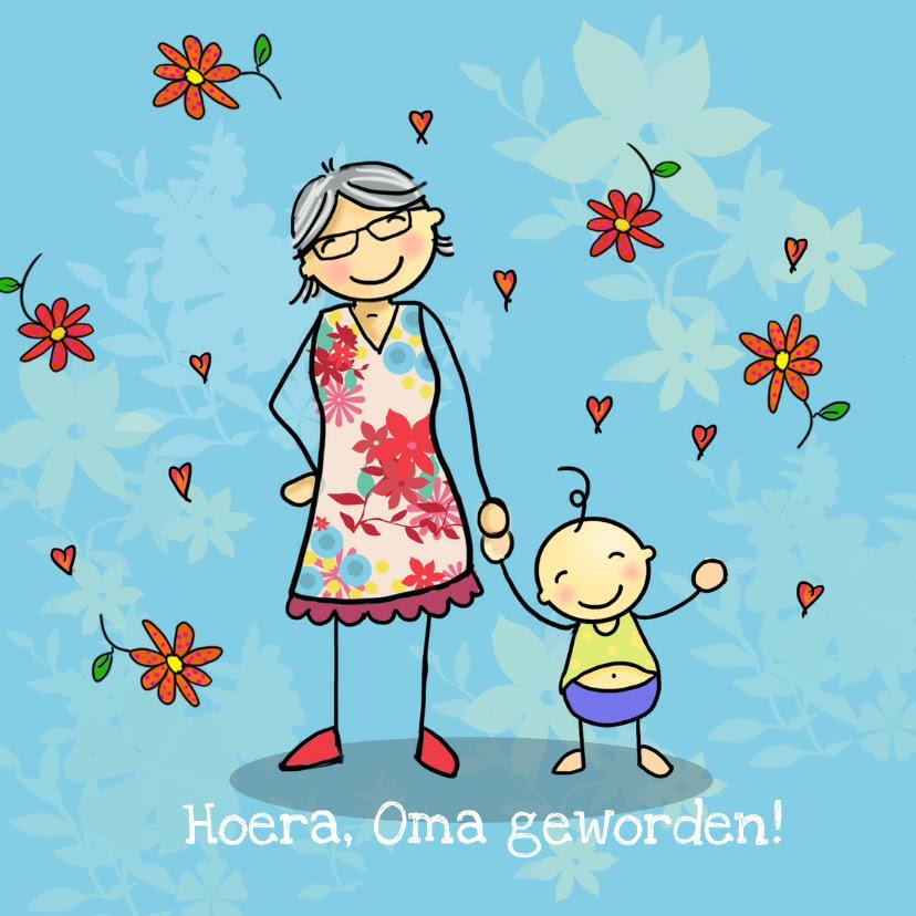 Glückwünsche Oma Geworden
