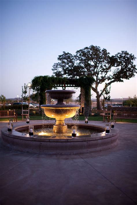 vina robles vineyards winery weddings  prices