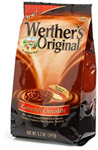 Amazon.com : Werther's Original Caramel Milk Chocolate, 5 ...