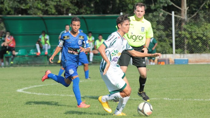 Volante Kazu, Luverdense (Foto: Maico Gaúcho/Luverdense Esporte Clube)