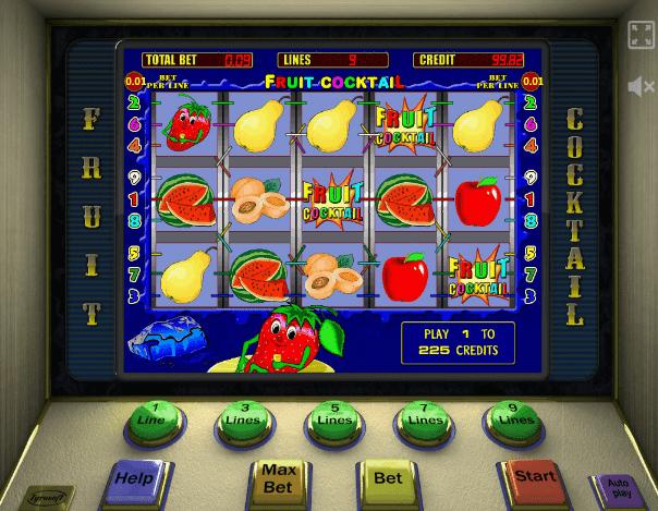 Игровые автоматы клубнички играть fruit cocktail бесплатно футбол