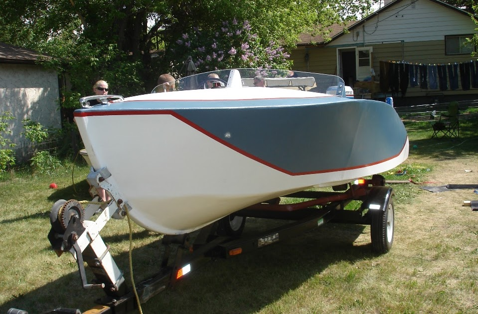 Duck Boat And Other Plan Cabin Cruiser Boats Plans