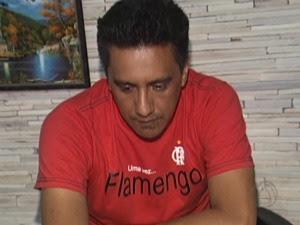 Mecânico Vilson ficou preso por 4 meses e 12 dias (Foto: Reprodução/TV Morena)
