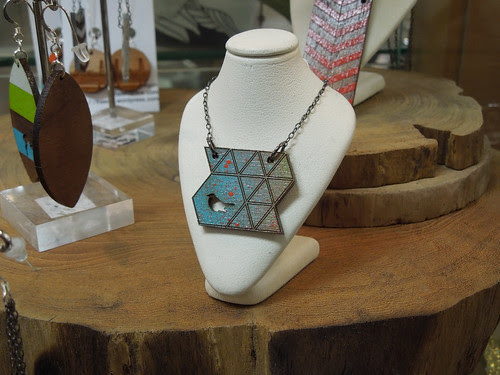 Dymaxion Necklace
