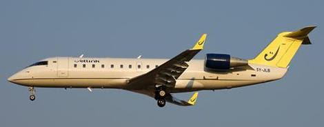 Jetlink Express CRJ200